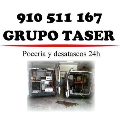 Desatascos en Illescas. Pocería y desatascos 24h