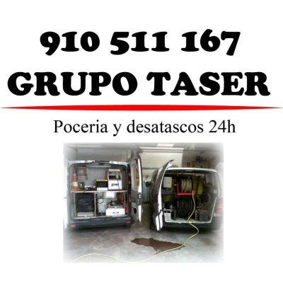 Desatascos en Pozuelo de Alarcon. Pocería y desatascos 24h